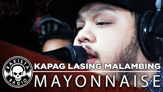 Download lagu Kapag Lasing Malambing by Mayonnaise | Rakista Live EP143