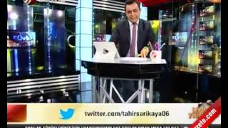 MHP'den Beyaz TV sunucusu Tahir Sarıkaya'ya: 'Vatan haini'