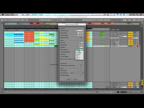 Ableton Live | Mixing: How to Export Stems to Get Ready for Mix Down | Pyramind