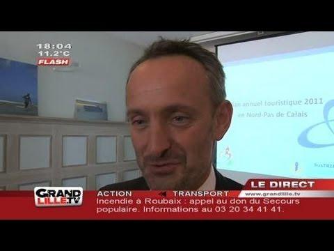 Tourisme : Un bilan 2011 mitigé (Nord Pas de Calais)