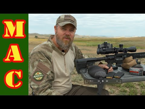 Prairie Dog Hunting With Freedom Munitions And Keith Warren : GRAPHIC CONTENT