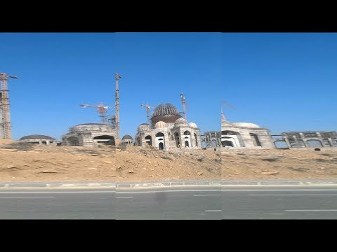 Bahria Town Karachi : Grand Mosque and Theme Park Latest update