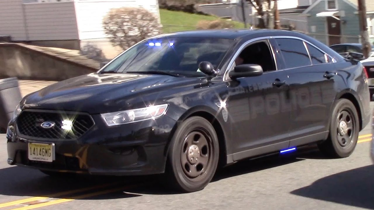 Paterson Police Department Ghost Car Responding 4 8 17
