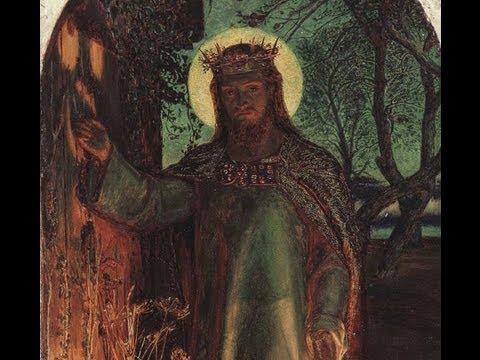 """Jesus Christ, light of the world"" by William Holman Hunt. Watching Art 78"