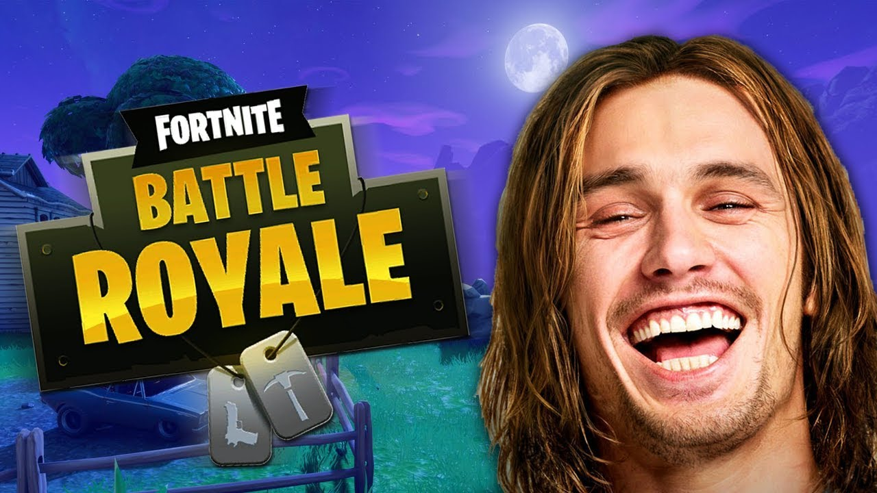 Voice TROLL Makes STONER Die of LAUGHTER! - Fortnite Battle Royale!