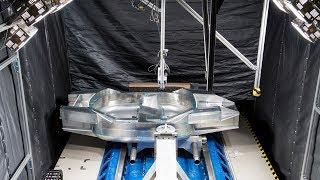 Crashtest: Leichtbaukarosserie für das Auto von morgen