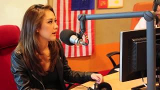 """Bunga Citra Lestari di Ceria Pagi untuk mempromosikan lagu terbarunya """"Wanita Terbahagia"""""""
