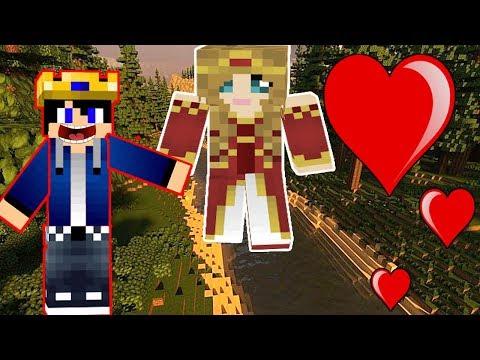 Zengin Kral Fakir Kraliçe Anne Bölüm10 #Minecraft Yeni Bölüm
