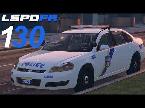 GTA 5 LSPDFR SP #130 Philadelphia Police