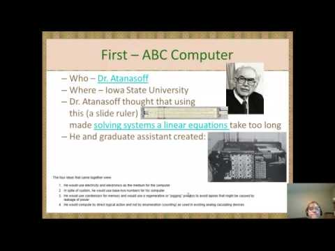 Computer History Hardware