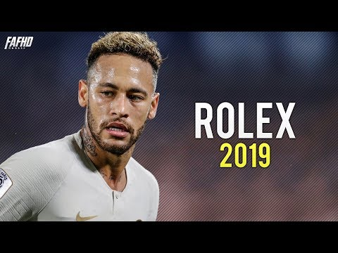 Neymar Jr - Rolex | Skills & Goals 2018/2019 | HD
