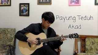 Download Lagu Payung Teduh - Akad Fingerstyle Guitar (Cover) Bagas HP Mp3
