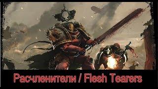 HMkids - Расчленители / Flesh Tearers + end sub