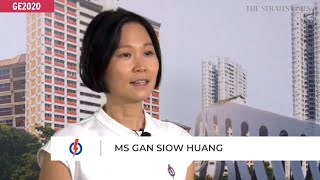 Online Rally: Pap's Gan Siow Huang For Marymount Smc | Ge2020  July 5