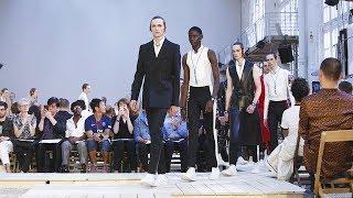 Alexander McQueen | Spring Summer 2018 Full Fashion Show | Menswear
