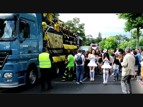 lake parade de Genève le 12 juillet 2014