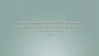 Shoshana Bean - Remember the Day (Male Key Karaoke)