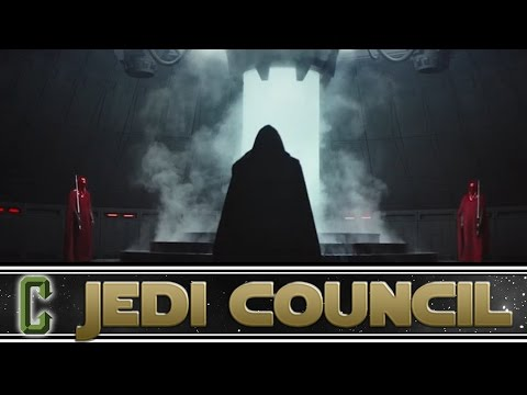 Final Rogue One Trailer Sets Release Date - Collider Jedi Council