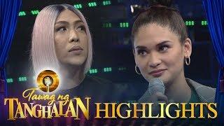 Tawag ng Tanghalan: Pia says something that hurts Vice's feelings