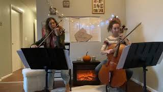 What a Wonderful World, String Duo