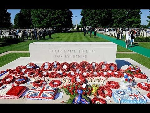 D-Day anniversary: veterans pay final tribute