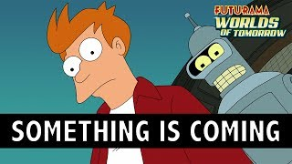 Futurama: Worlds of Tomorrow OFFICIAL LAUNCH TRAILER