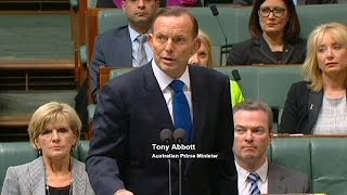 Australia sends aircraft to support US-led airstrikes in Iraq