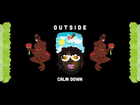 Burna Boy   Calm Down  Audio