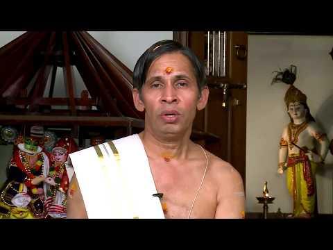 Chathayam I July 2017 I Kanippayyur Narayanan Namboodiripad