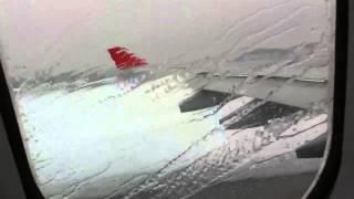 Take off A-330-200 Aeroflot. Flight Moscow-Havana 28.10.12