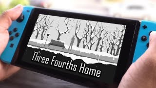 Three Fourths Home Review | FAMILY DRAMA SIMULATOR