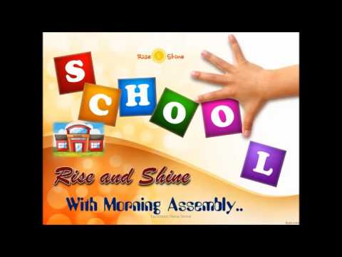 importance of school assembly