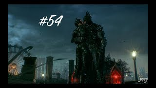 Batman: Arkham Knight Walkthrough Gameplay - PS4 - Part 53 - The Riddler Captured