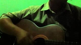 chuyện đêm mưa - classic guitar