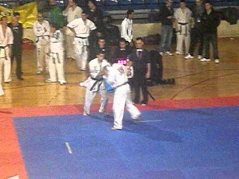 Campeonato De España Shinkyokushin Jose Miguel