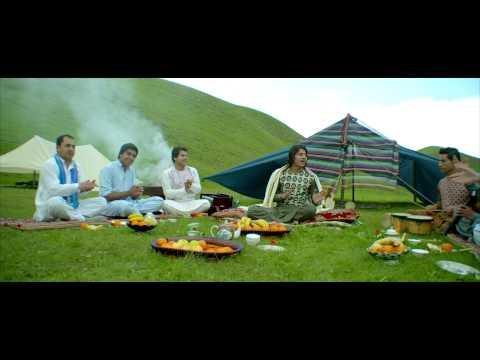 Bashir Wafa - Zardi sham kochi HD