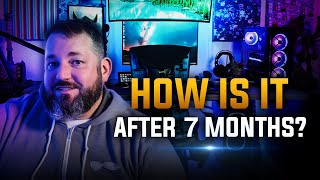 Herman Miller X Logitech G Embody Gaming Chair 7 Month Update Review