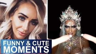 Laura Anderson Cute and Funny Moments 2019