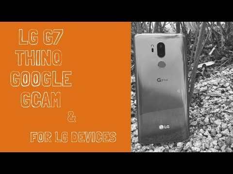 Google Pixel 3 Gcam For LG devices :- LG g7 thinq || Lg G7 thinq vs  pixel  3 camera ported for Lg
