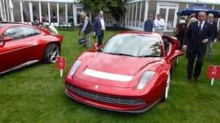 Ferrari SP12 EC 2012 Videos