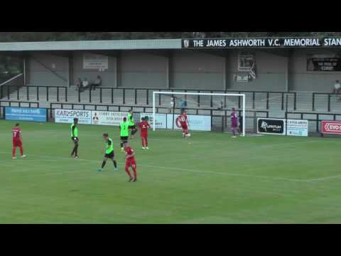 CTTV Highlights: Corby Town 1 - 3 MK Dons: