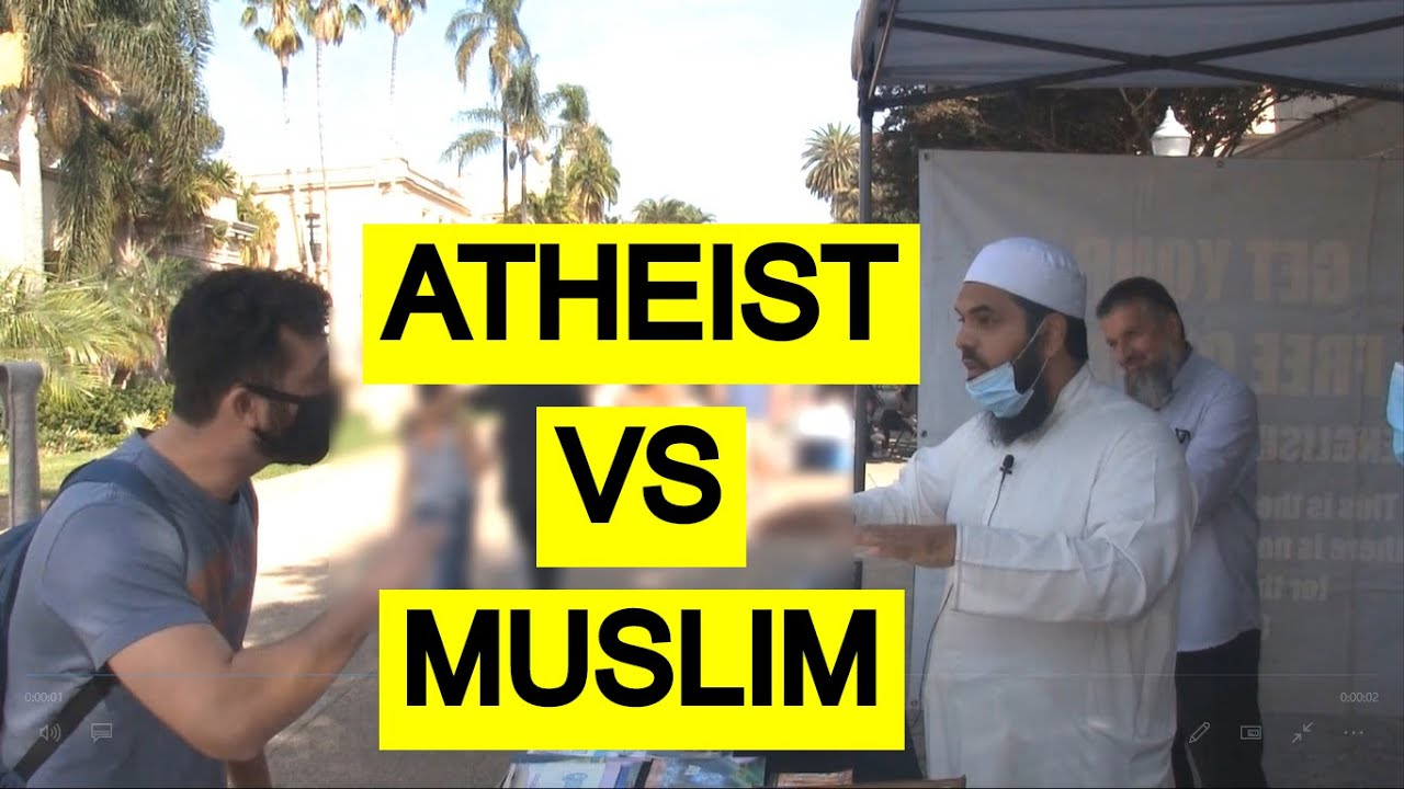 Download Disruptive Atheist Vs Sheikh Uthman Ibn Farooq