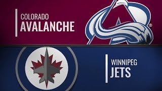 Виннипег vs Колорадо | Colorado Avalanche at Winnipeg Jets | NHL HIGHLIGHTS | НХЛ ОБЗОР МАТЧЕЙ