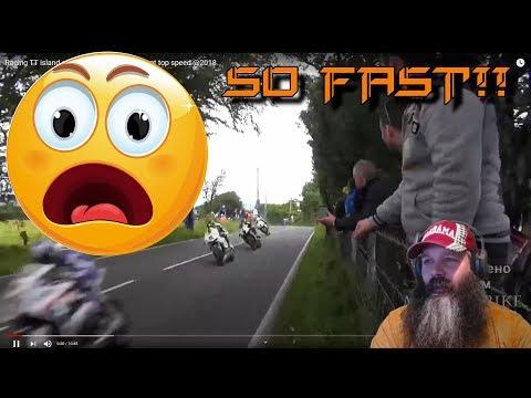 Isle Of Man TT Fan Reaction {Reaction}