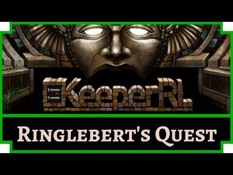 "KeeperRL: Adventure Mode - ""Ringlebert's Quest"""