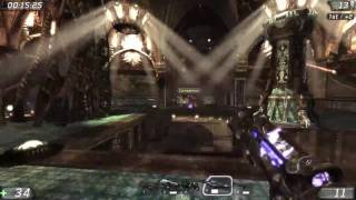 Unreal Tournament 3 Deathmatch Gameplay HD