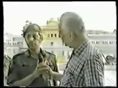 a sikh story- Gen Brar interview in 1984.m4v
