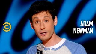 The Worst Possible Thing to Shoot Out of a T-Shirt Cannon - Adam Newman