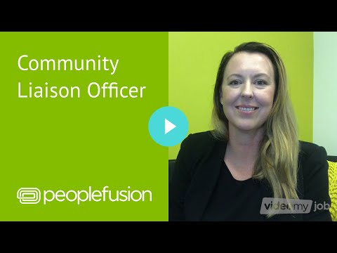 Community Liaison Officer