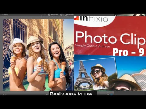 Inpixo Photo Clip 9 Pro Fully Cracked And Life Time Activated 100%